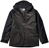 Columbia Kids Alpine Actiontm II Jacket (Little Kids/Big Kids) (Black/Black) Girl's Coat