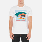 MAISON KITSUNÉ Men's Hangar TShirt - Optical