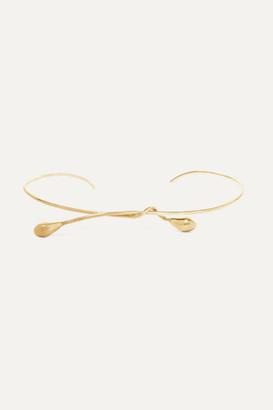 ANNE MANNS Aki Gold Vermeil Necklace - one size