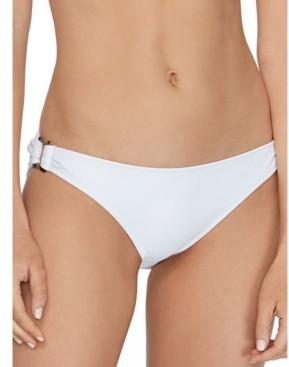 Raisins Juniors' Cali Solids O-Ring Bikini Bottoms Women's Swimsuit