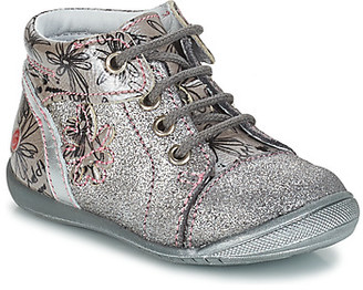 GBB ROSEMARIE girls's Mid Boots in Silver