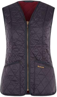 Barbour BARB L FLEECE BETTY QLT NAVY GILLET
