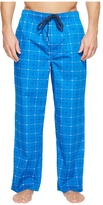 Lacoste Baseline Woven Lounge Signature Print Sleep Pants Men's Pajama