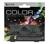 Eylure Color Beautifully Vibrant Lashes - Empathy Green by