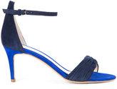 Monique Lhuillier Mara sandals - women - Leather/Suede - 36