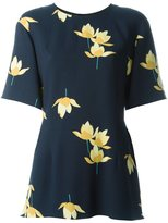 Marni Dawntreader print blouse
