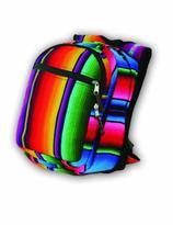 A Little Bit Hippy Hand Woven Backpack