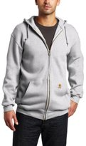 Carhartt Men's Big & Tall Heavyweight Sweatshirt Hooded Zip Front Original Fit