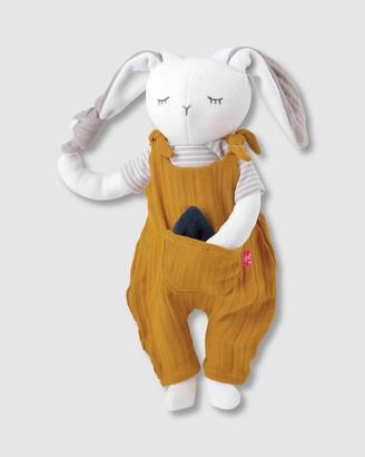 Kikadu - White Plush dolls - Rabbit Big Boy Doll - Size One Size at The Iconic