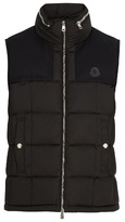 Moncler Cesar quilted down gilet