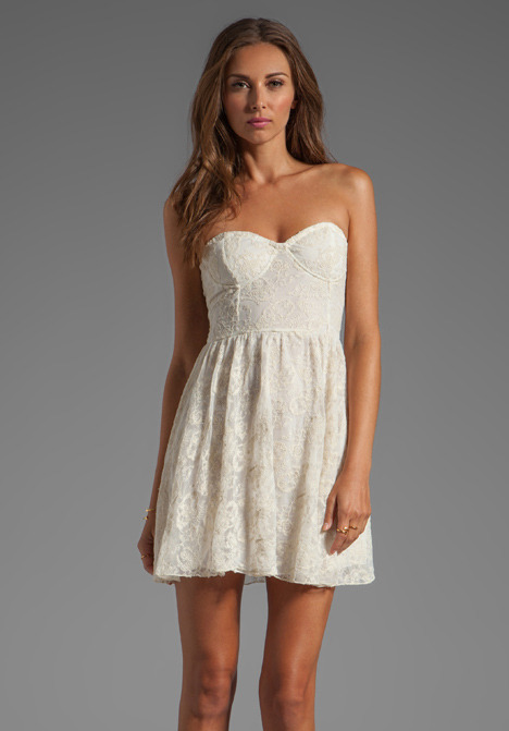 Motel Bloom Dress