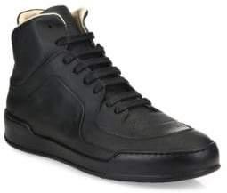 Maison Margiela Athletic Leather Sneakers