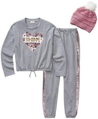 Self Esteem Girls 2-pc. Pant Set Preschool / Big Kid