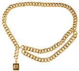Chanel Perfume Chain-Link Belt