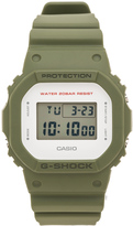 G-Shock DW-5600M Military Color Theme