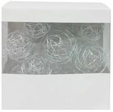 Threshold Wire Sphere Filler Silver
