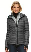 Women's Halitech Hooded Packable Down Jacket