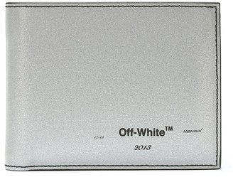 Off-White Logo Bifold Wallet