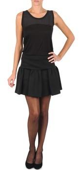Manoush JUPE MERINGUE women's Skirt in Black