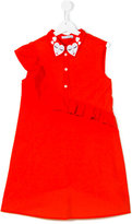 Vivetta Kids - Lupo dress - kids - Cotton - 14 yrs