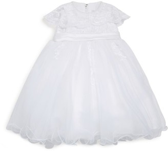 Sarah Louise Lace Frill Occasion Dress (2 Years)