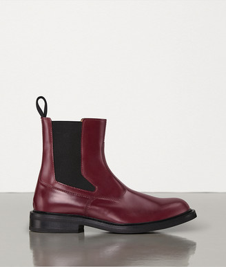 Bottega Veneta Boots In Varenne Calf