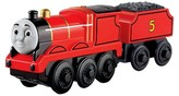 Thomas & Friends Fisher-Price Wooden Railway Battery-Operated James