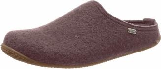 Living Kitzbühel Unisex Adults' Pantoffel Unifarben mit Fubett Open Back Slippers