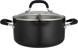 John Lewis & Partners 'The Pan' Aluminium Non-Stick Lidded Stock Pot