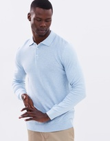 LS Cotton Textured Polo