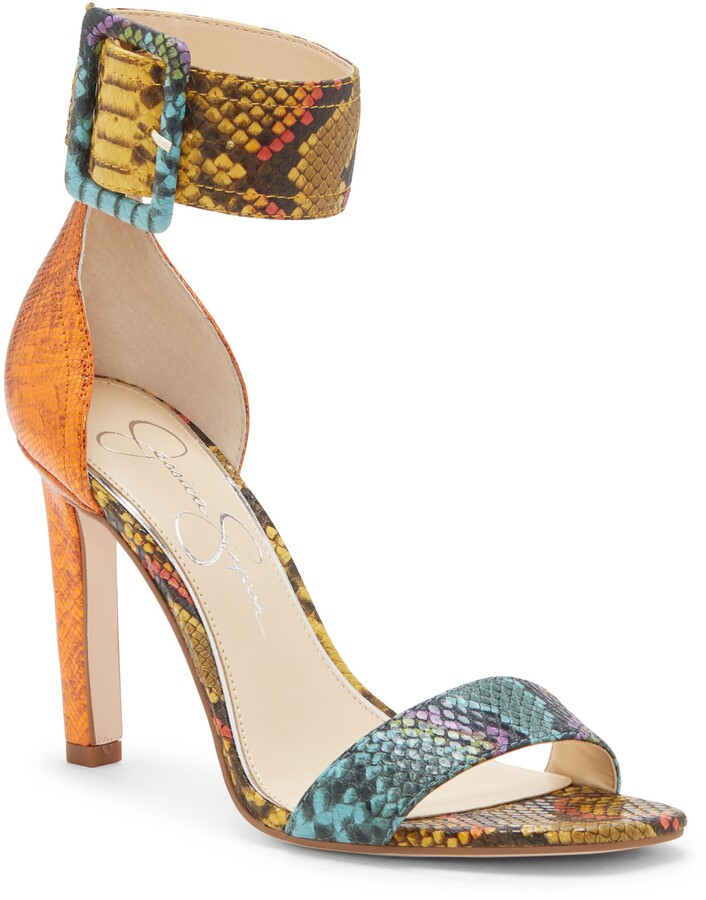 Thumbnail for your product : Jessica Simpson High Heel