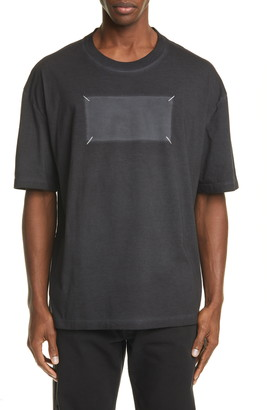 Maison Margiela Memory Of Label Crewneck T-Shirt