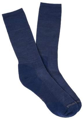 Smartwool Nailhead Wool Blend Crew Socks