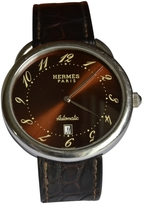 Hermes \Arceau TGM\ watch