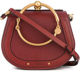 Chloé petite tote bag - women - Calf Leather/Metal (Other)/Calf Suede - One Size