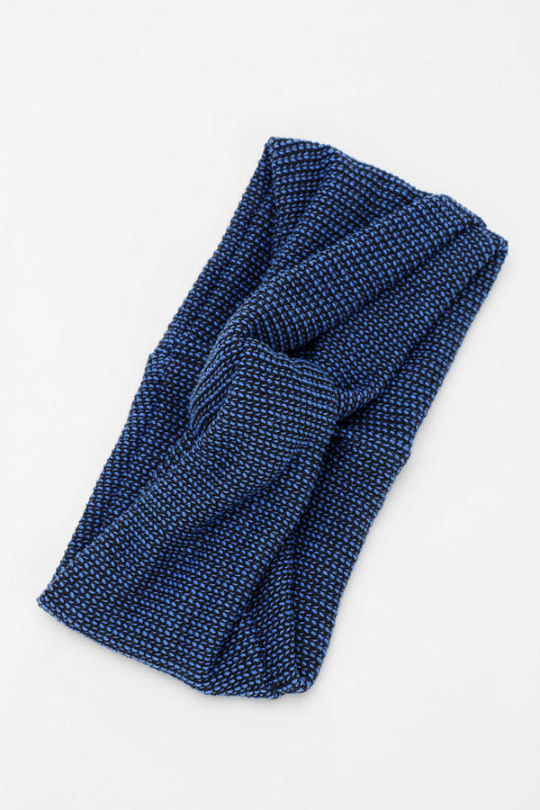 Urban Outfitters Pique-Knit Headwrap