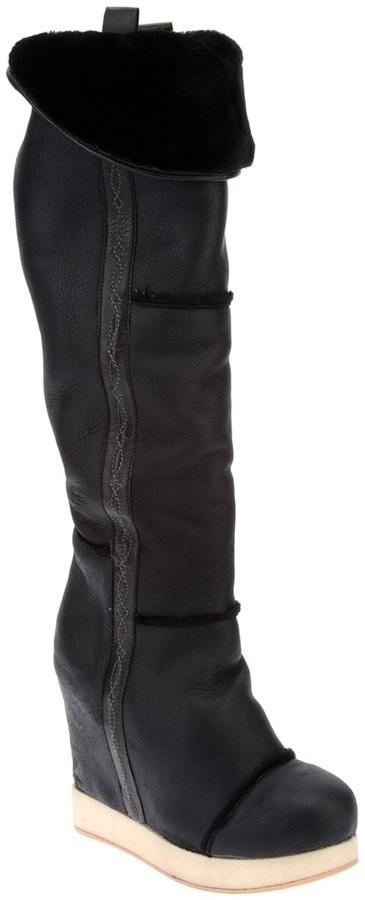 B Store 'Salvatore 21' knee high boot