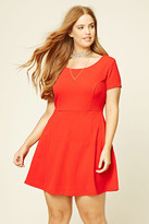Forever 21 FOREVER 21+ Plus Size Mini Dress