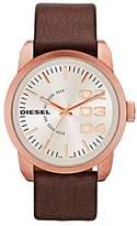 Diesel Women's DZ1665 Double Down Silver Watch
