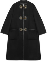 Gucci Wool coat with toggles