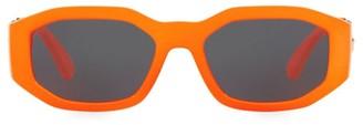 Versace 0VE4361 53MM Hexagon Sunglasses