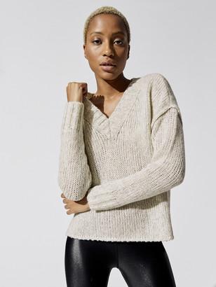 NSF Keva V Neck Sweater