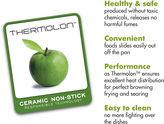 Green Pan GreenPanTM Wood-Be 2-qt. Ceramic Nonstick Covered Saucepan