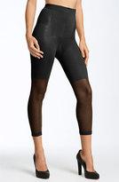 Spanx Power Capri Control Top Footless Pantyhose (Regular & Plus Size)