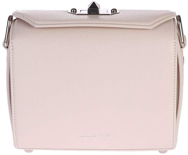 Alexander McQueen White Box Shoulder Bag