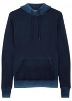Cotton Citizen Cobain Dark Blue Terry Sweatshirt