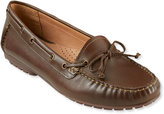 L.L. Bean Women's L.L.Bean Driving Mocs, Bow