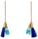 Rebecca Minkoff Threader Earring With Tassels