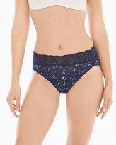 Soma Intimates Embraceable Super Soft High Leg Brief