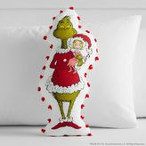 Grinch & Pom-Pom Pillow